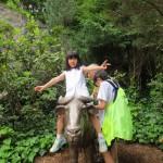 30周年記念「楽しく歩いてトレーニング(よこはま動物園ズーラシア)」(2015年6月)