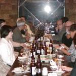 誘導方法の勉強会と懇親会(2001年12月)