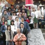 反省会と懇親会(2002年4月)