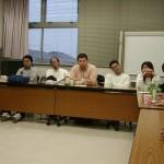 誘導方法の勉強会と懇親会(2002年12月)