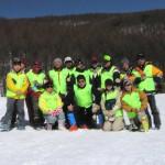 スキー(2005年2月)