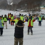 尾瀬岩鞍スキーツアー(2008年2月)
