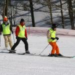 尾瀬岩鞍スキーツアー(2013年2月)