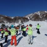 尾瀬岩鞍スキーツアー(2015年2月)