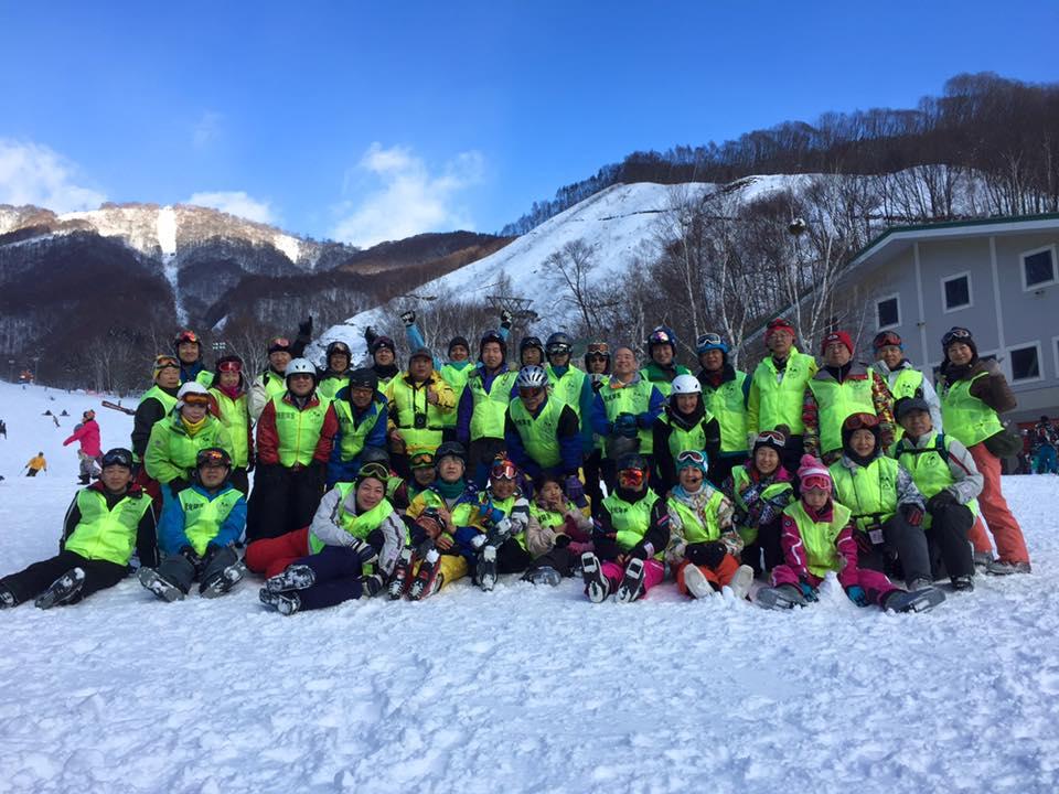 尾瀬岩鞍スキーツアー(2016年1月30日)