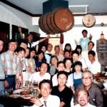 懇親会(1994年6月)