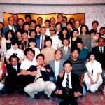 創立10周年記念パーティー(1995年9月)