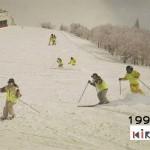 キロロスキーツアー(1999年4月)