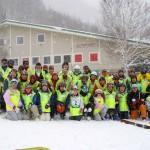 尾瀬岩鞍スキーツアー(2011年2月)