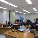 研修会と忘年会(2013年12月)